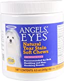 Angels Eyes Natural Tear Stain Remover, Soft Chews, Chicken Flavor, 120 or 240 Chews