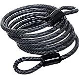"""BRINKS 175-06001 1/4"""" X 6' Loop Cable"""