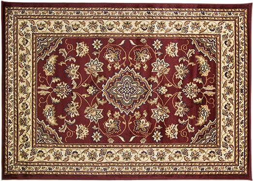 ERugs Alfombra persa tradicional (160 x 230 cm), diseño