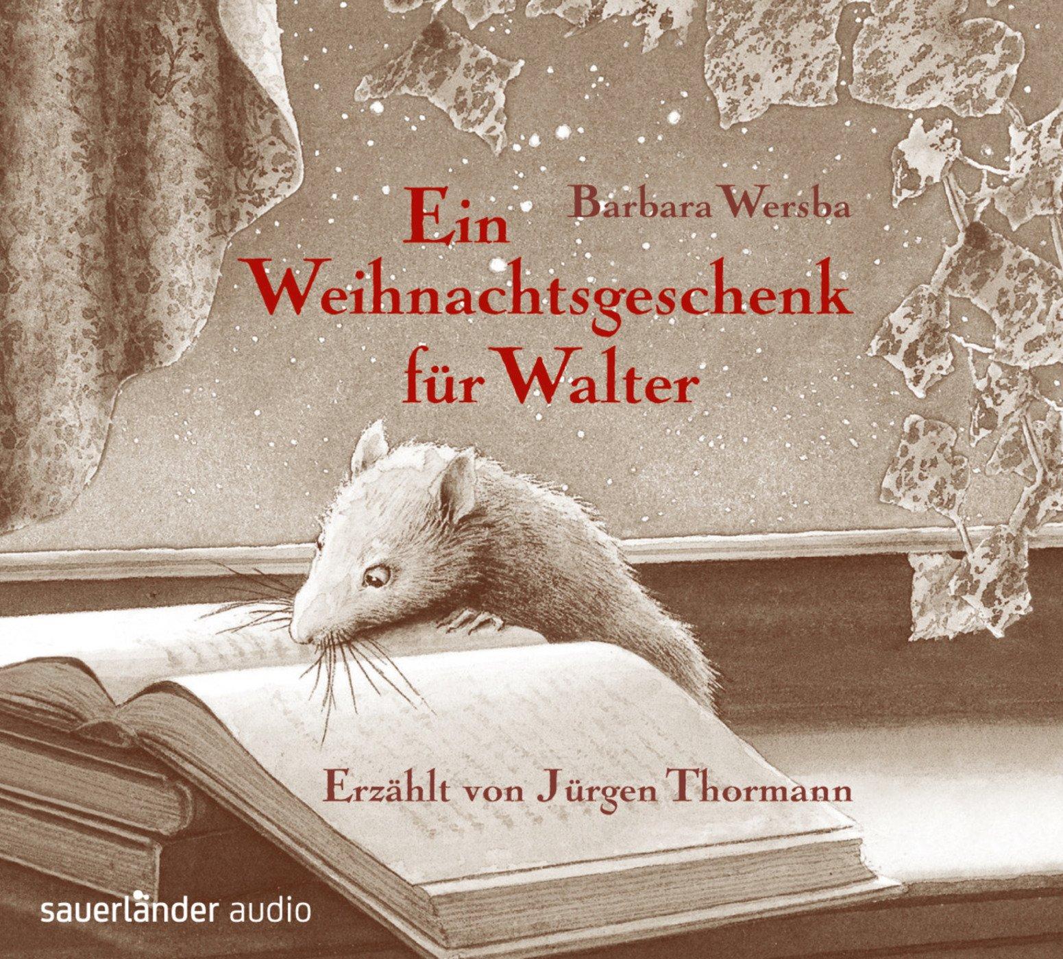 Ein Weihnachtsgeschenk für Walter: Amazon.de: Barbara Wersba, Donna ...