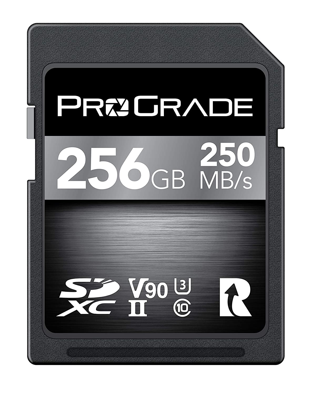 ProGrade Digital Incorporated Tarjeta de Memoria SDXC UHS-II ...