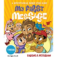 My First Message: A Devotional Bible for Kids