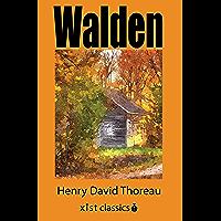 Walden (Xist Classics) (English Edition)