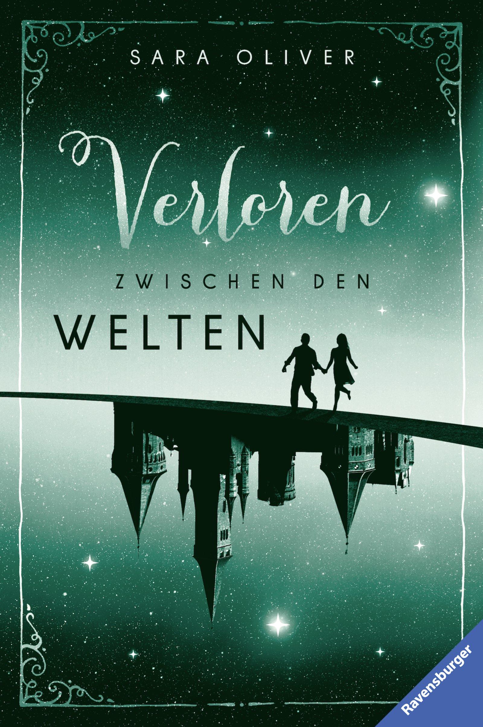 Verloren zwischen den Welten (Die Welten-Trilogie 2) (German Edition)