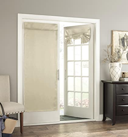 Awesome Eclipse 14898026068STO Tricia 26 Inch By 68 Inch Thermal Single Door Panel,  Stone