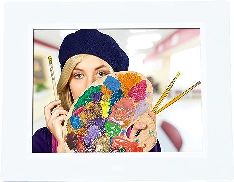 Rollei Degas DPF-850 - Marco de fotos digital multimedia con una pantalla TFT LED