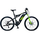 "REX E-Bike Alu-Full Suspension MTB 650B 27,5"" BERGSTEIGER 7.9"