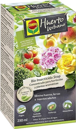 Compo Insecticida Concentrado para hortícolas, Apto para ...