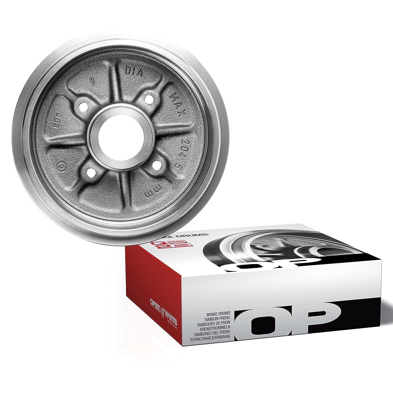 Open Parts BAD9001.10 Tambor de freno - 1 Pieza Exo Automotive Spa