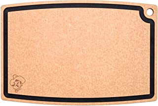 """product image for Epicurean Oklahoma State University Cowboys Carving/BBQ Board, 27"""" x 18"""", Natural/Slate"""