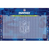 Amazon Price History for:NFL 2017 Officially Licensed Fantasy Football Draft Kit
