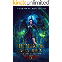 Demigods Academy - Book 5 : The Cave of Memory (Demigods academy series)