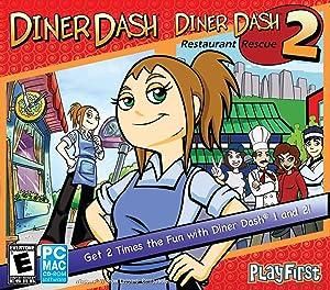 Diner Dash & Diner Dash 2: Restaurant Rescue DJC