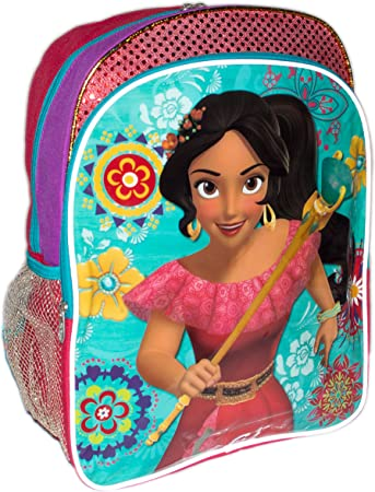 "Disney Elena of Avalor Girls School 16/"" Backpack"