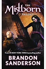 Mistborn Trilogy Boxed Set (Mistborn, The Hero of Ages, & The Well of Ascension) Mass Market Paperback