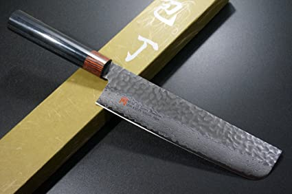 SETO Japanese Chef Knives: Damascus Forged Steel from World Famous Seki,  Japan