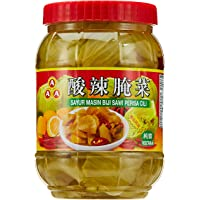 3A Sour Pickled Mustard with Chilli, 900g