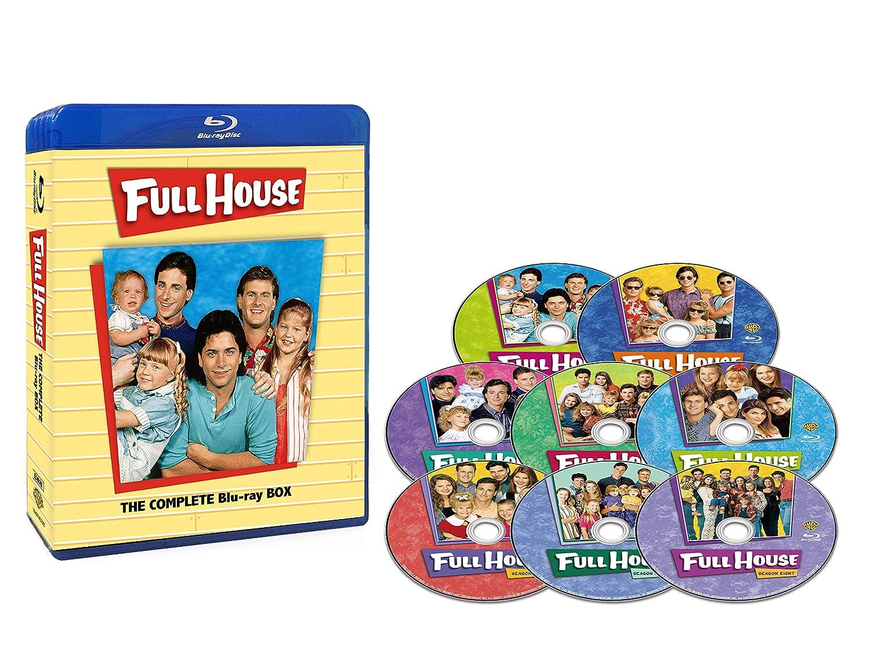 フルハウス シーズン1-8 全話まとめ見ブルーレイ (8枚組) [Blu-ray]