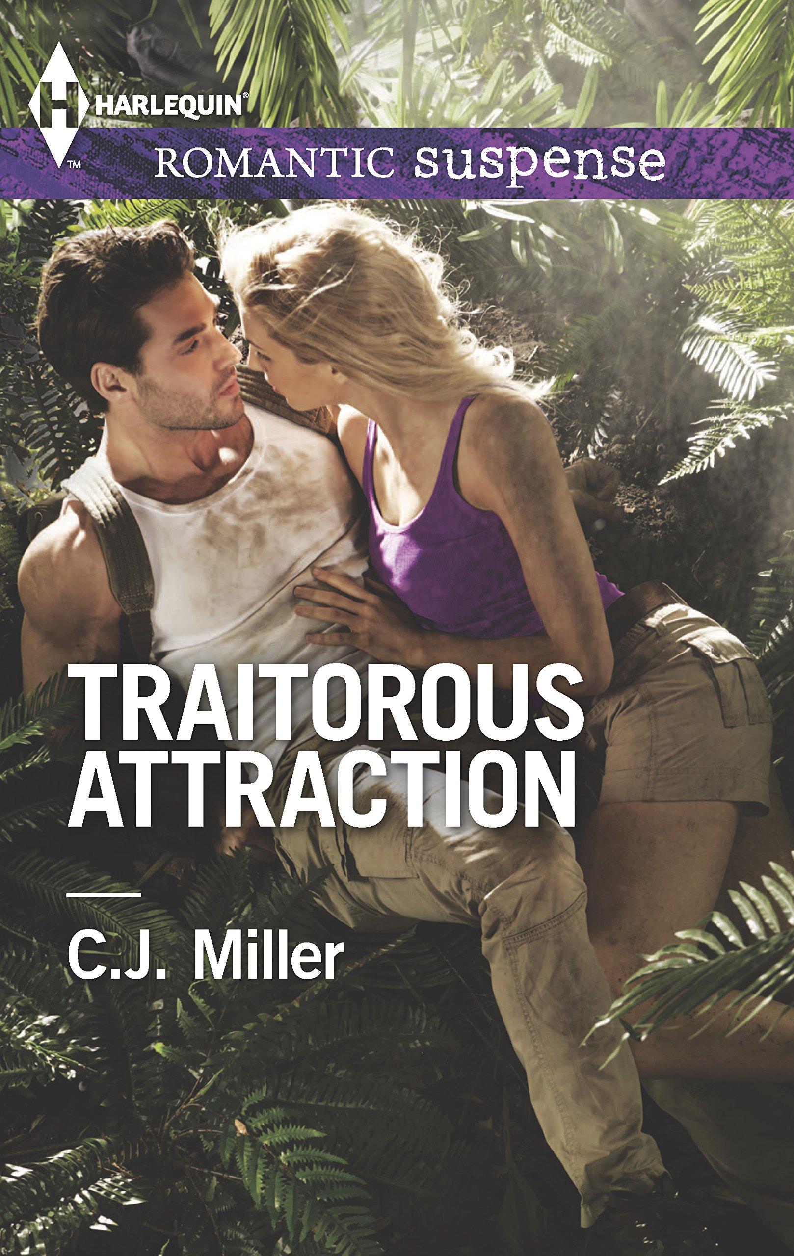 Download Traitorous Attraction (Harlequin Romantic Suspense) ebook