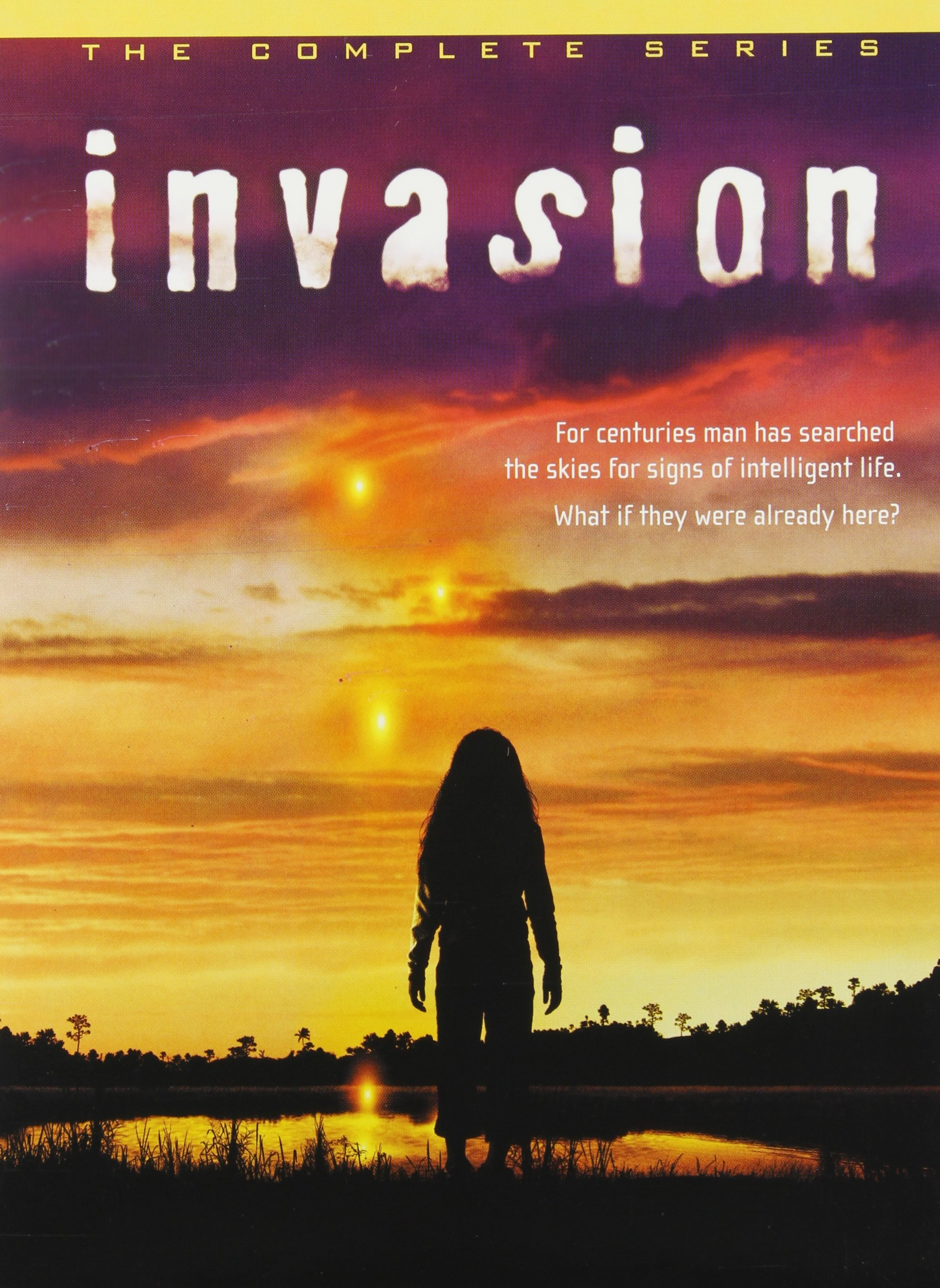 Invasion - The Complete Series