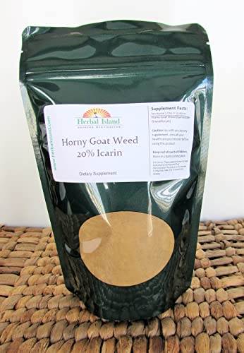Horny Goat Weed Extract Powder 8oz – 20 Icarin