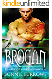 BROGAN: A Steamy WereDragon Romance (Planet Of Dragons Book 6)