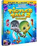 Turtle's Tale 2: Sammy's Escape From Paradise [Blu-ray] [Import]
