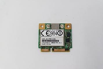 COMPRO PC Tarjeta de Red inalámbrica para Acer Aspire 5538 ...
