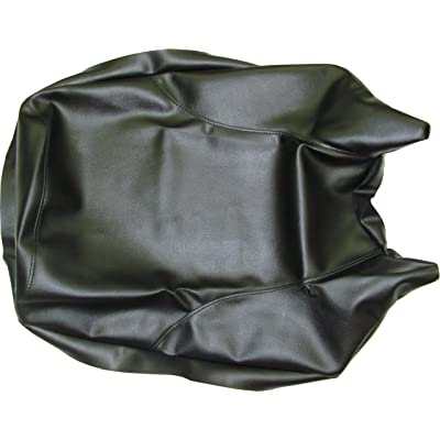 Freedom County ATV FC164 Black Replacement Seat Cover for Suzuki ATL/LT50 83-87