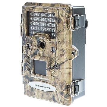 Ultrasport Cámara de vigilancia UmovE Secure Guard PRO (Ready), cámara de naturaleza camuflada