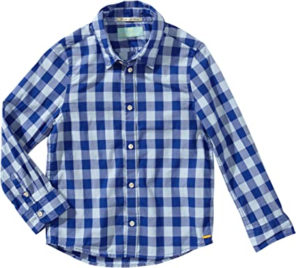 Scotch & Soda Shrunk - Camisa para niño, talla 164 (14 ...