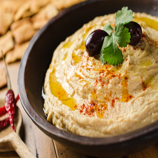 How To Make Hummus - Sabra Hummus