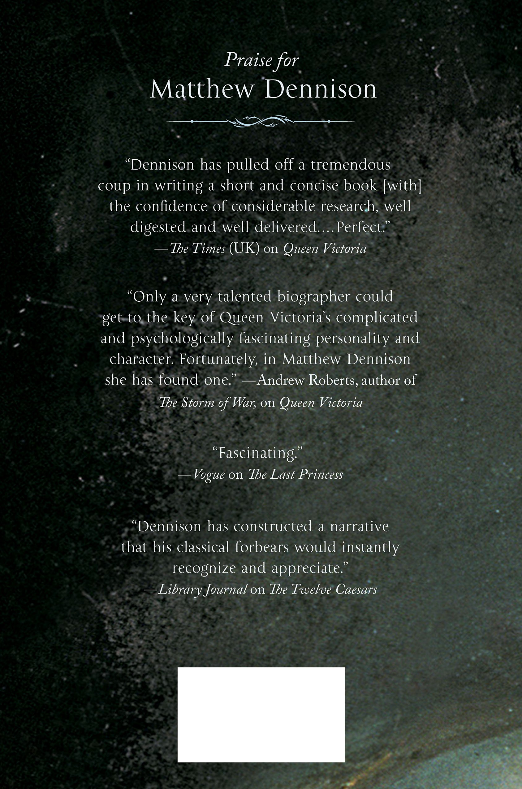 Queen Victoria: A Life Of Contradictions: Matthew Dennison: 9781250048899:  Amazon: Books