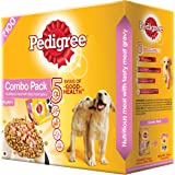 Pedigree Puppy Combo Pack, 480 g(Get back Full Value as Amazon Pay Balance on next Purchase of Pedigree Products)