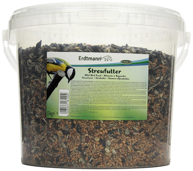 Erdtmann Wild Bird Food in Tub, 5 Kg