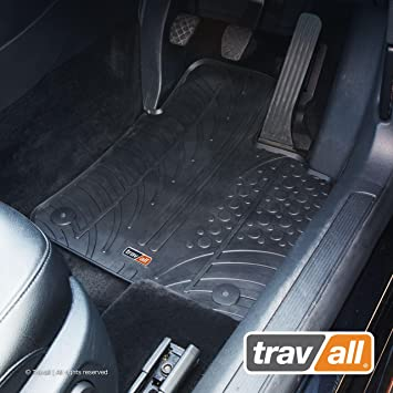 Travall Mats Trm1160r Vehicle Specific Rubber Floor Car Mats