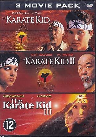 Karaté Kid La Trilogie Karate Kid 1 2 3 Amazon Es Cine Y Series Tv