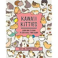 Kawaii Kitties: Learn How to Draw 75 Cats in All Their Glory: 6