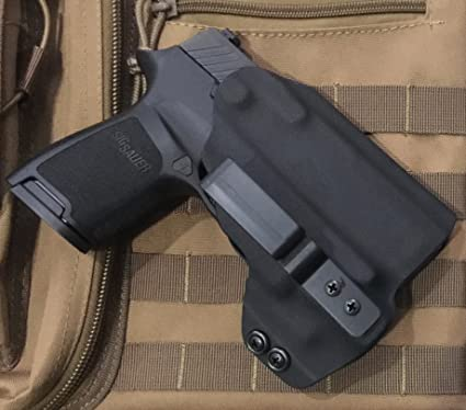 Amazon com : MIE Productions Kydex IWB Holsters for Sig P320 Full