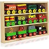 Amazon.com: KidKraft Metropolis Train Table & Set: Toys & Games