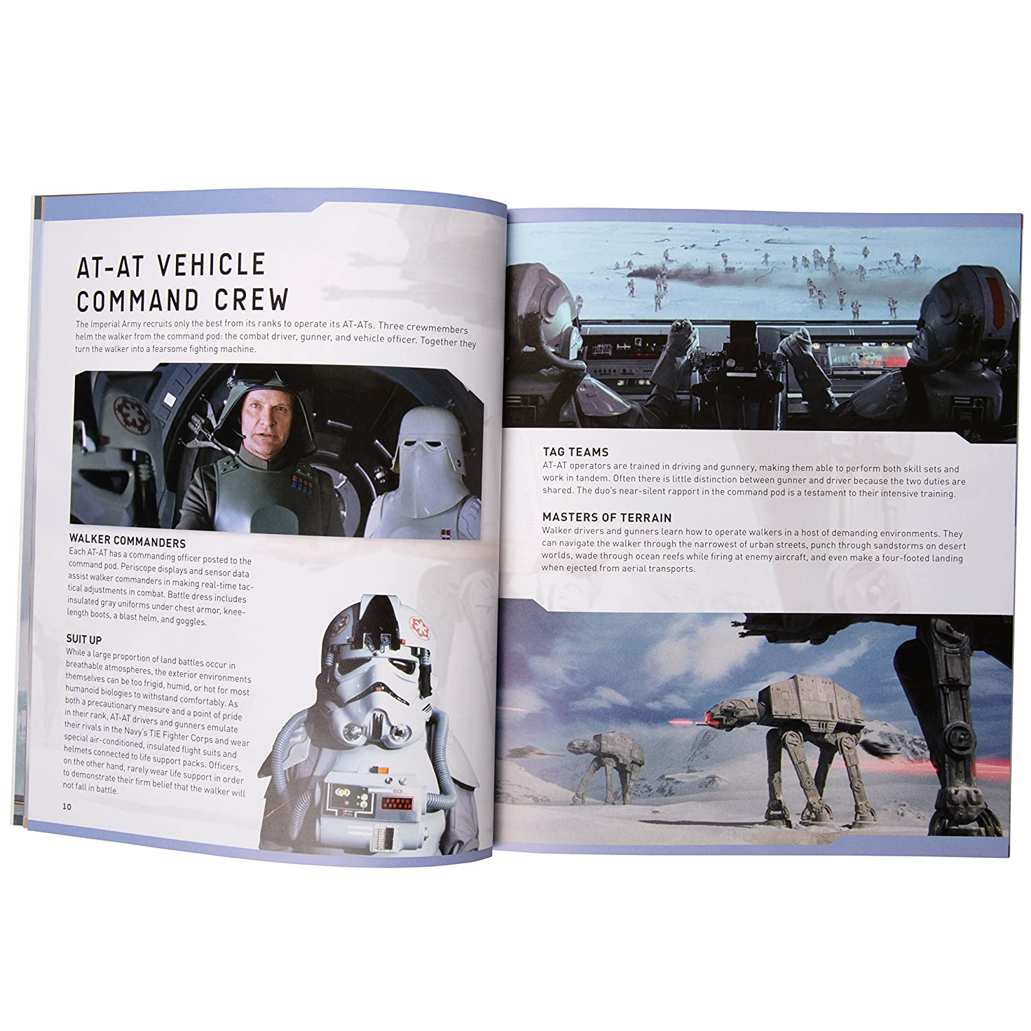 Star Wars: Rogue One at-ACT Book and 3D Wood Model Kit 12+ Build Paint and Collect Your Own Wooden Model Great for Kids and Adults 4.75 12+ 4.75 Insight Editions