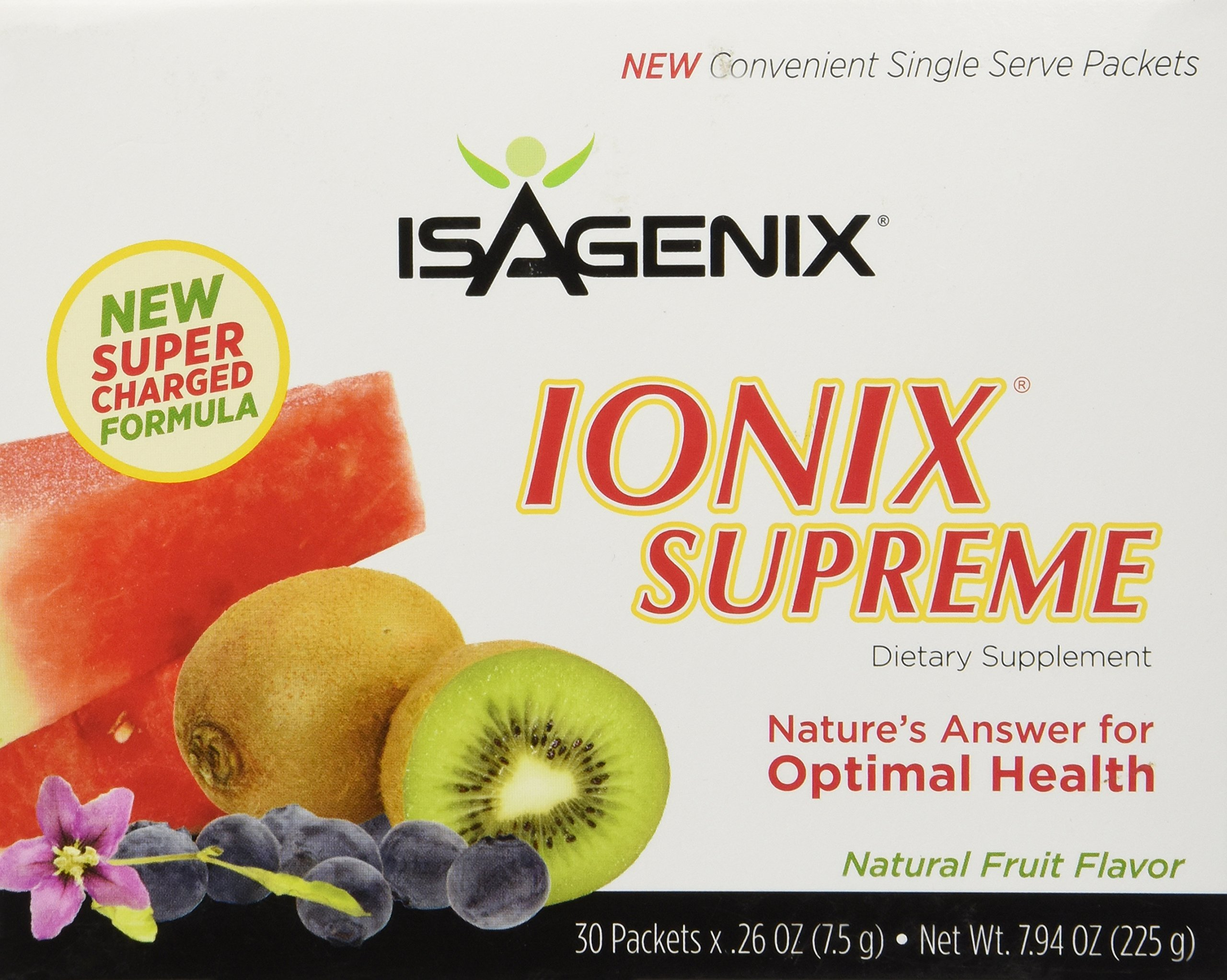 Isagenix Ionix Supreme Packets (30 Packets)