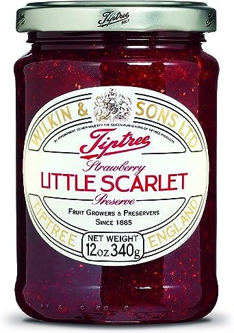 Little Scarlet - Mermelada de Fresas del Bosque Cultivadas en Tiptree - (Pack 6 unidades)