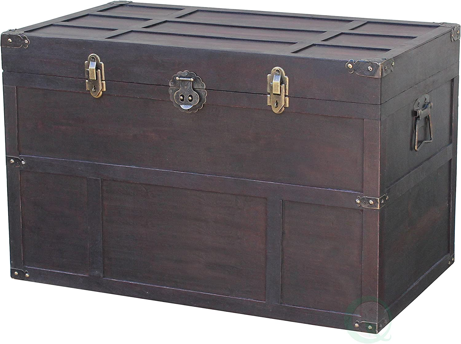 Steamer Trunk End Parts New Old Stock Qty 12 In Package