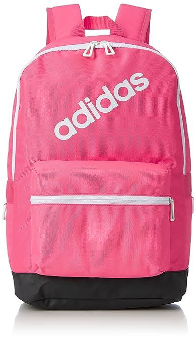 adidas BP Daily, Mochila para Hombre, Rosa (Rosrea/Carbon/Blanco) 24x36x45 cm (W x H x L): Amazon.es: Zapatos y complementos