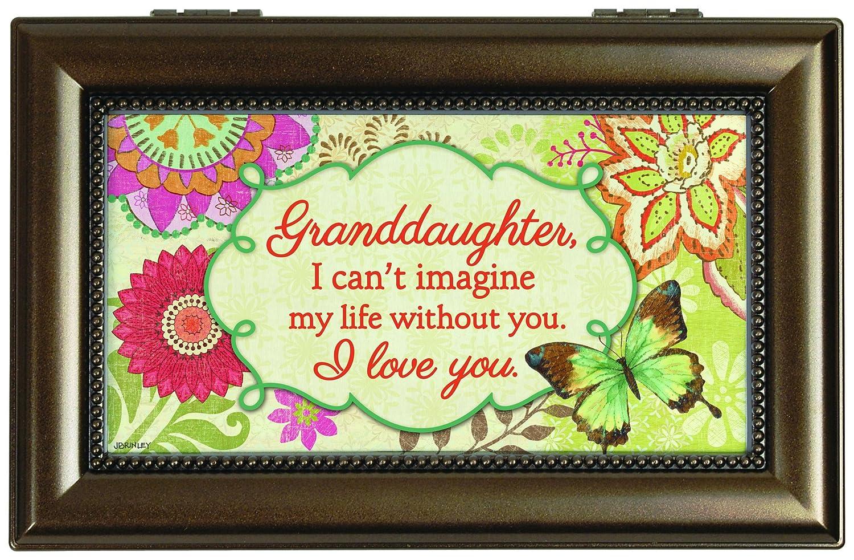 速くおよび自由な Carsonホームアクセント音楽ボックス B016OZ72SW、Granddaughter/Love B016OZ72SW, 中里村:84512b83 --- arcego.dominiotemporario.com