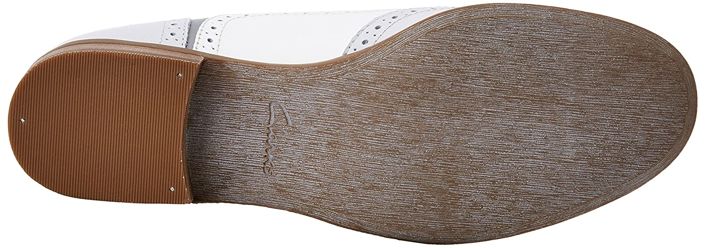 Clarks Clarks Clarks Hamble Oak, Scarpe Stringate Brosso Donna | Acquista  490d50