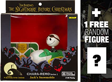 jacks snowmobile tim burtons the nightmare before christmas chara remo rc vehicle series 1 - The Nightmare Before Christmas Free Online