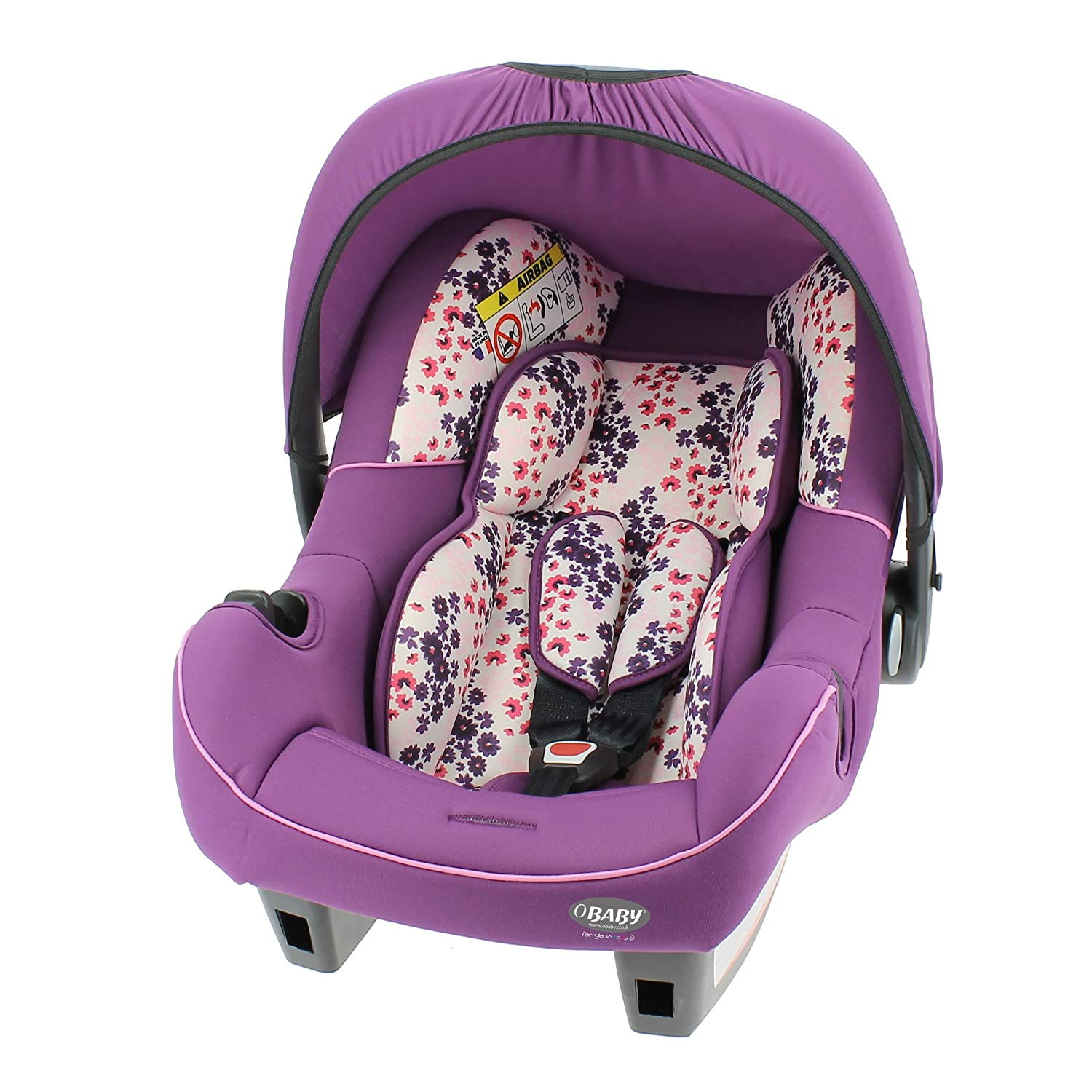 Obaby Group 0+ Infant Car Seat (Little Cutie): Amazon.co.uk: Baby