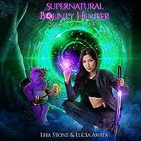Magic Touch: Supernatural Bounty Hunters Series, Book 3